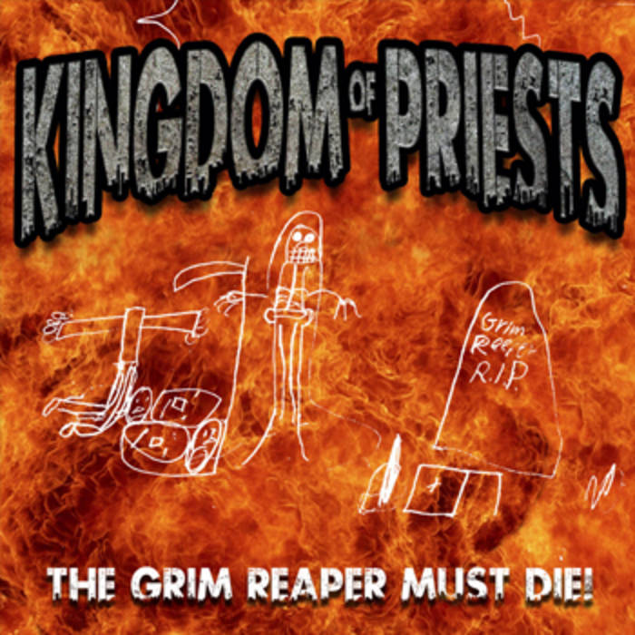 The Grim Reaper Must Die! cover art