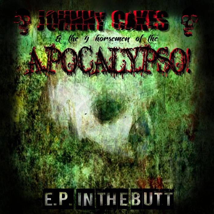 E.P. in the Butt cover art