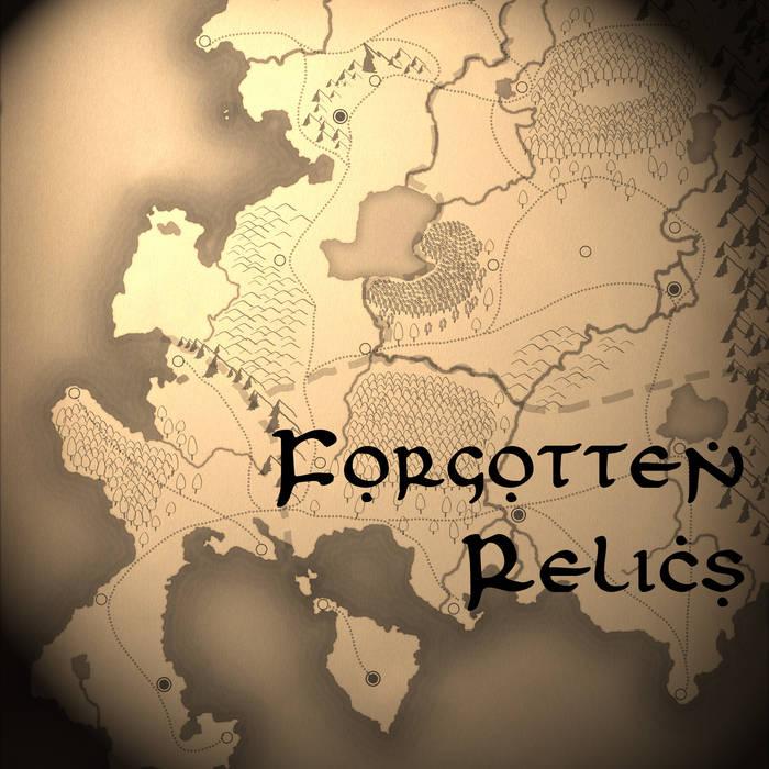 Forgotten Relics cover art