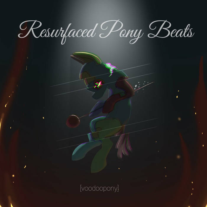 Resurfaced Pony Beats cover art