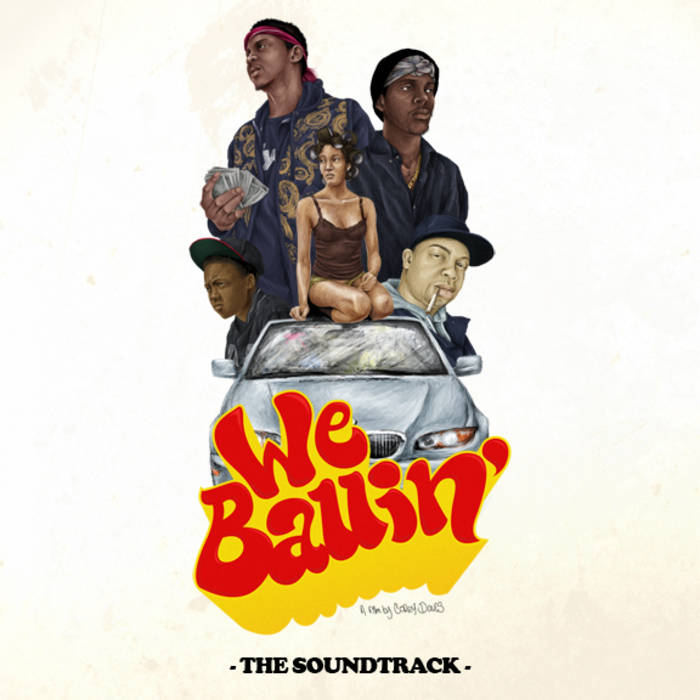 We Ballin: The Soundtrack cover art