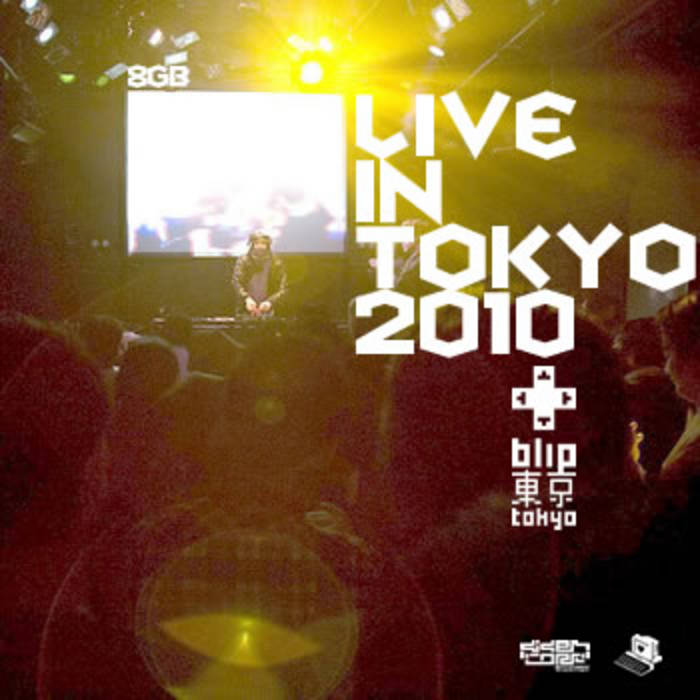 Live in Tokyo 2010 cover art