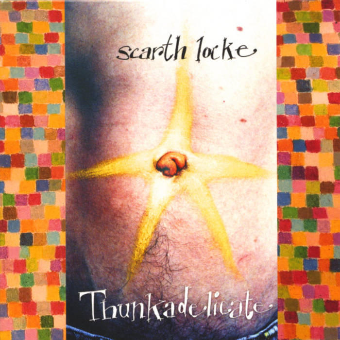Thunkadelicate cover art