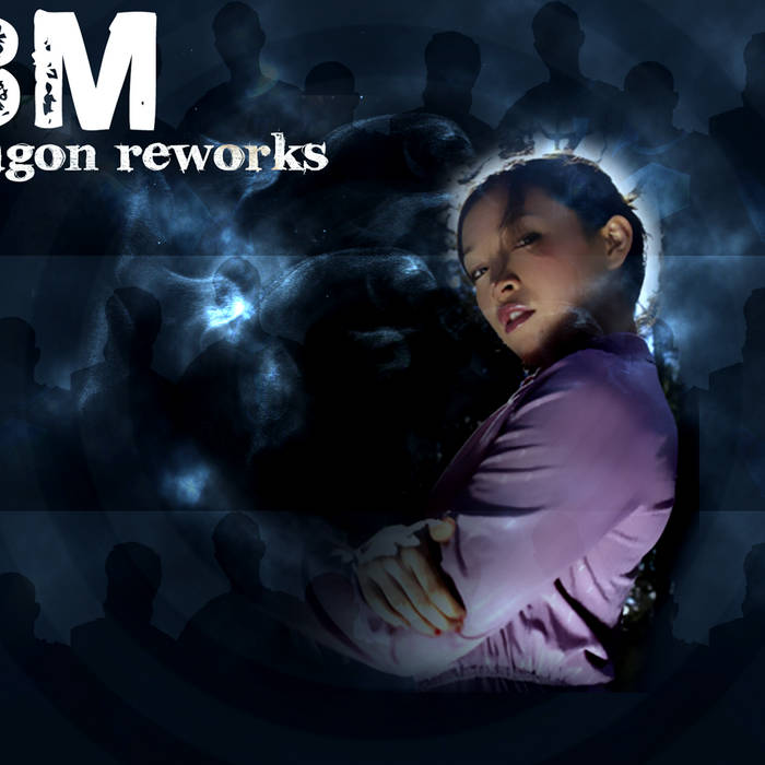 Little Dragon Reworks cover art