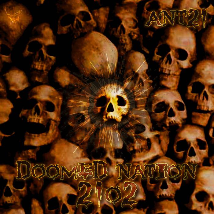 Various - Doomed Nation 2102 cover art