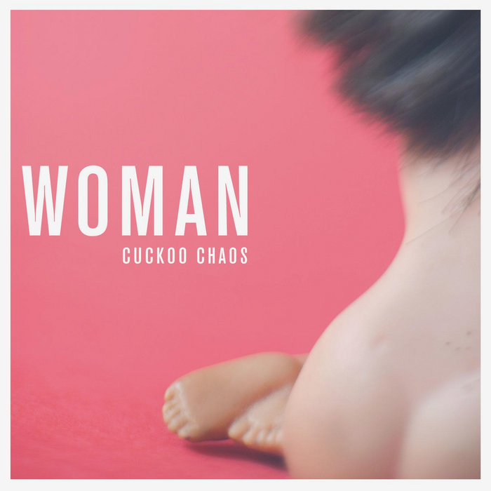 Woman cover art