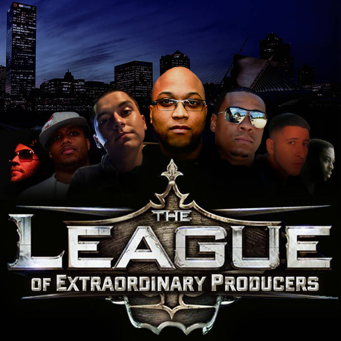 The League Of Extraordinary Producers cover art