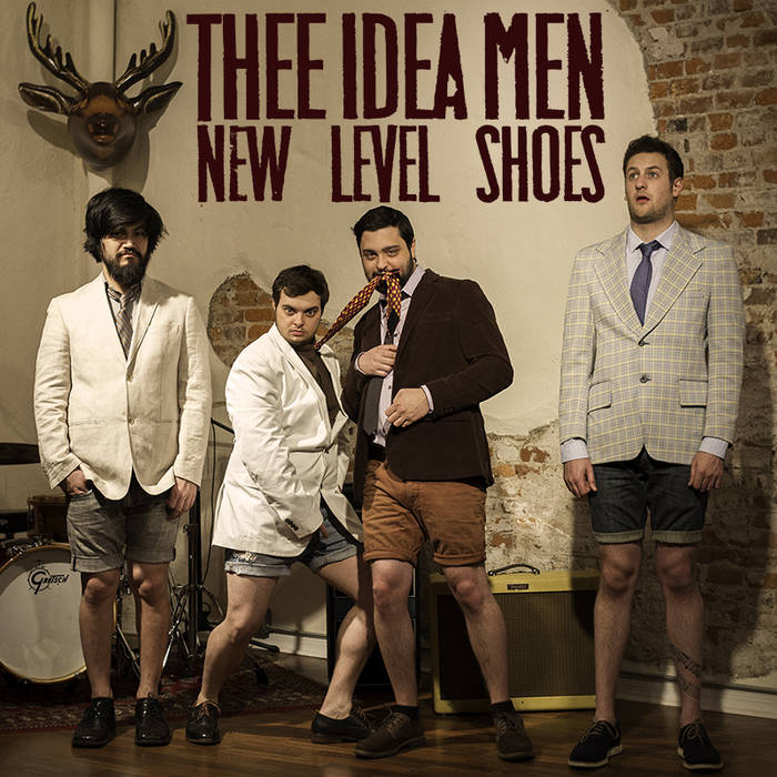 New Level Shoes cover art
