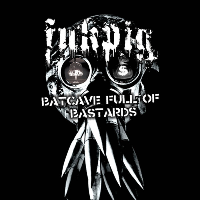 Batcave Full Of Bastards cover art