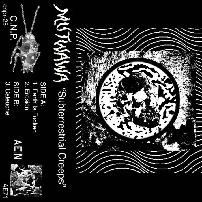Subterrestrial Creeps cover art