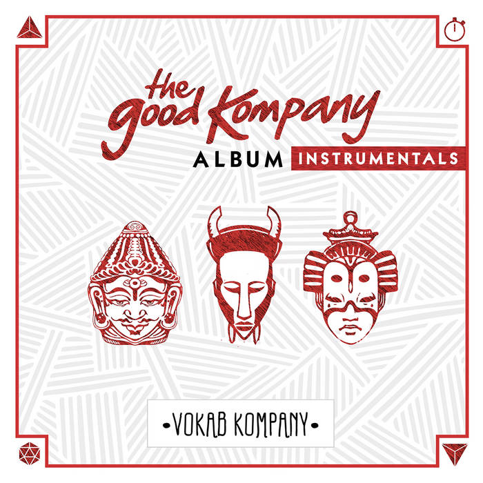 The Good Kompany Album [Instrumentals] cover art
