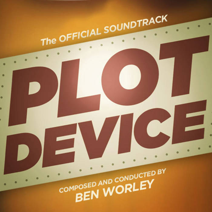 Plot Device - The Official Soundtrack cover art