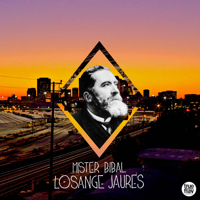 Losange Jaures cover art