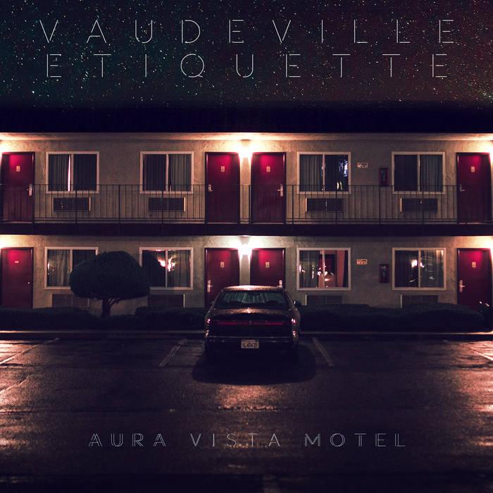 Aura Vista Motel cover art