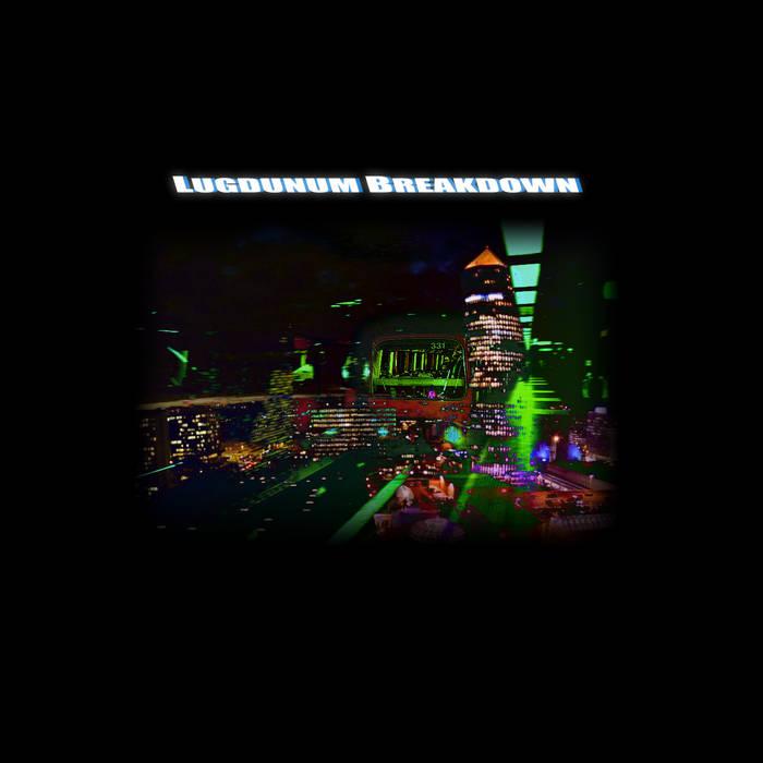 Lugdunum Breakdown cover art