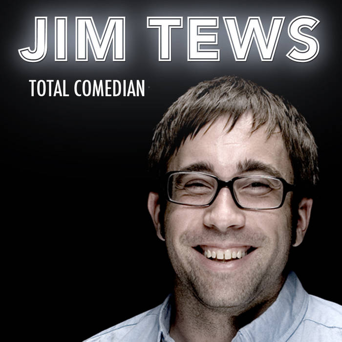 Total Comedian cover art