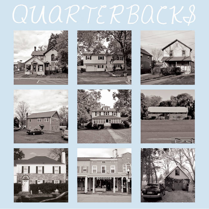 QUARTERBACKS cover art
