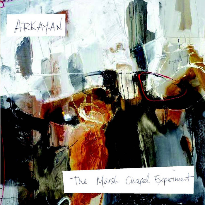 The Marsh Chapel Experiment cover art