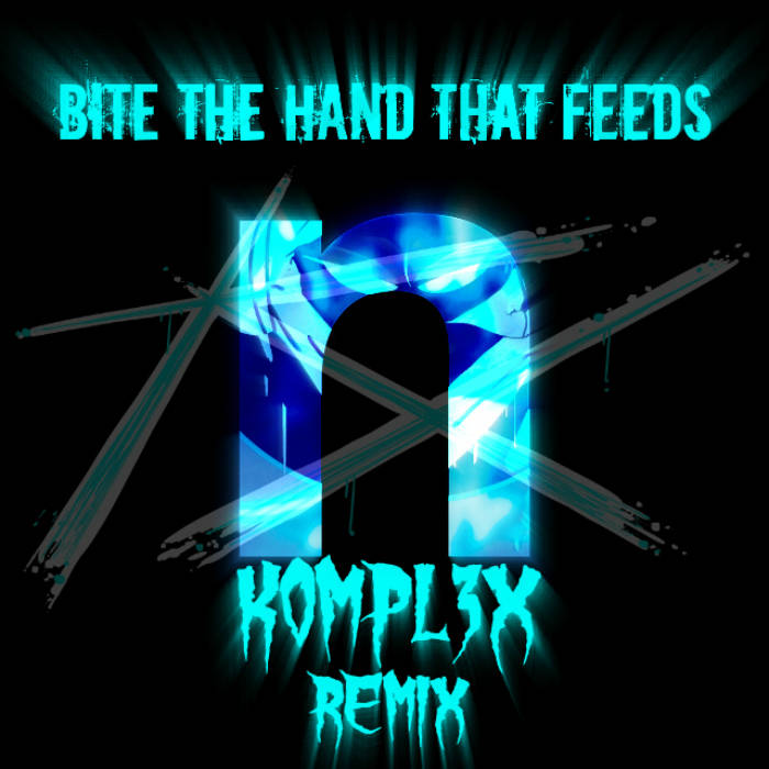 Nine Inch Nails - The Hand That Feeds (K0MPL3X Remix) FREE! cover art