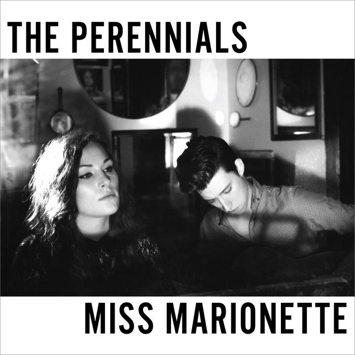 """Miss Marionette"" cover art"