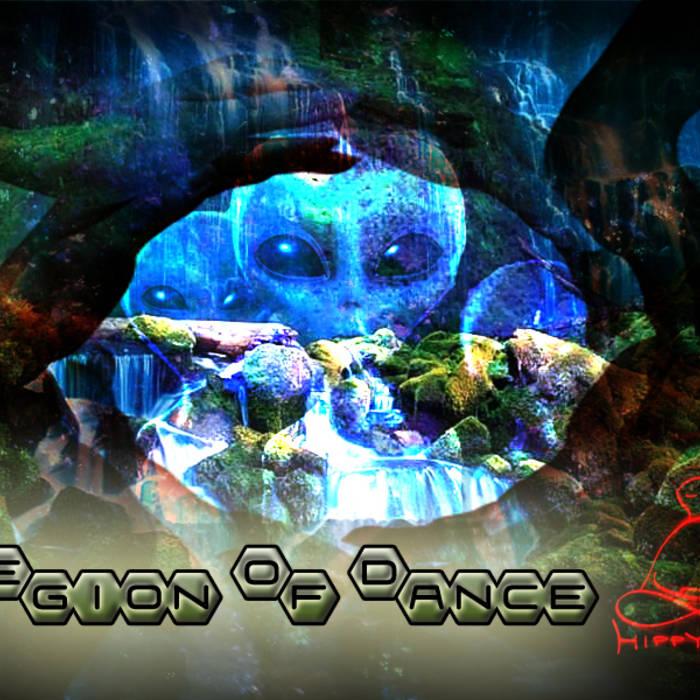 LEGION OF DANCE - Va cover art