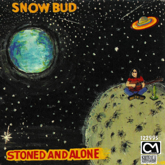 Stoned And Alone cover art