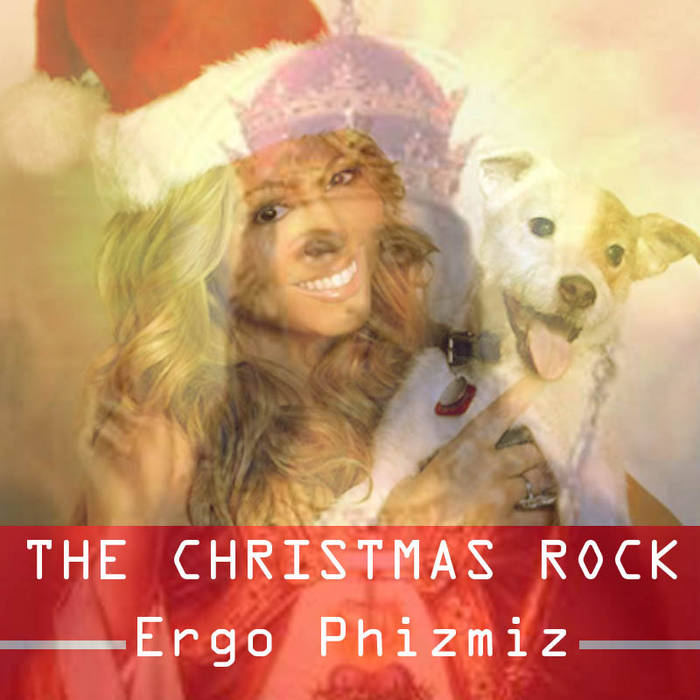 The Christmas Rock cover art