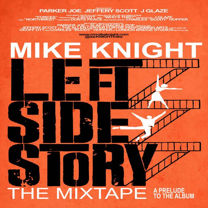 Left Side Story: The Mixtape cover art