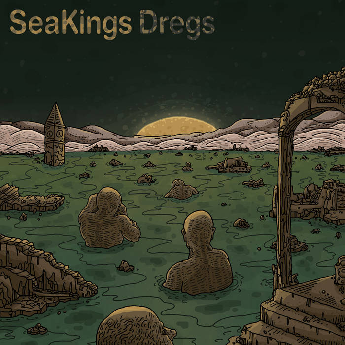 Dregs cover art