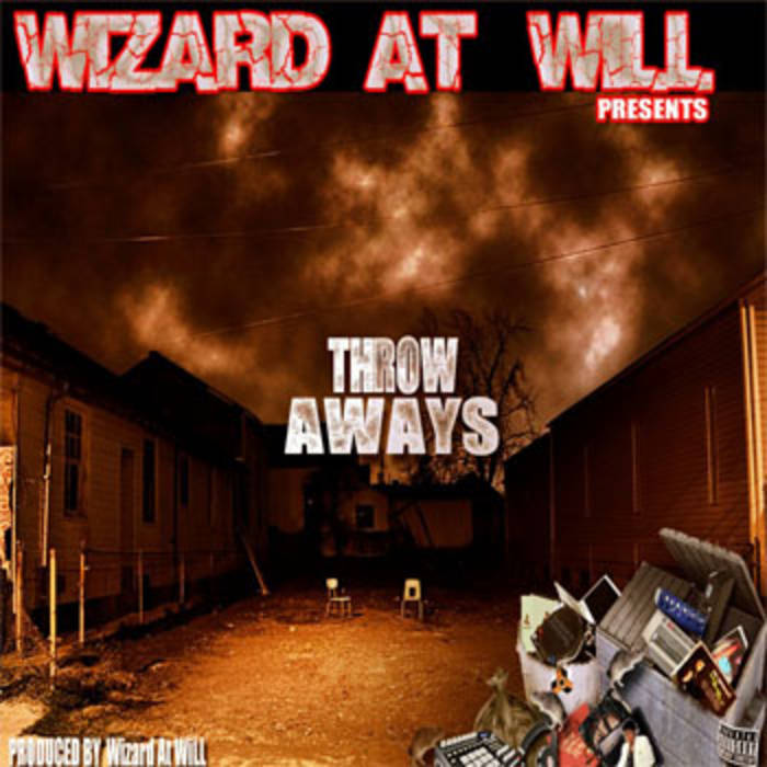 THROW AWAYS cover art