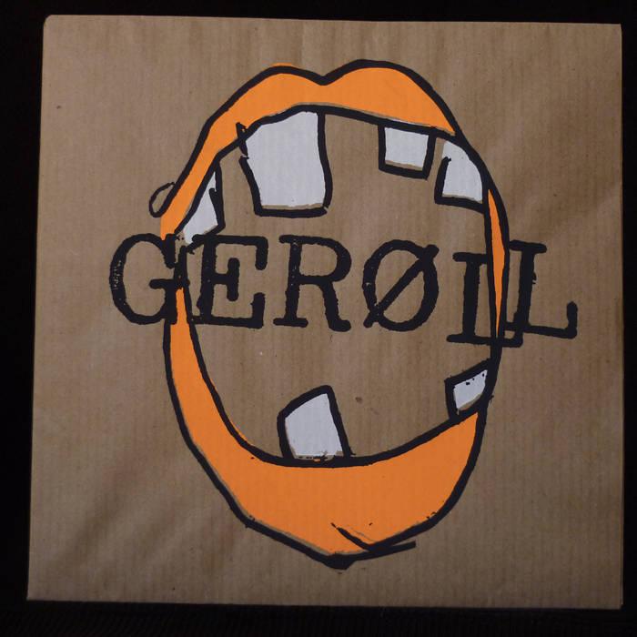 Gerøll cover art