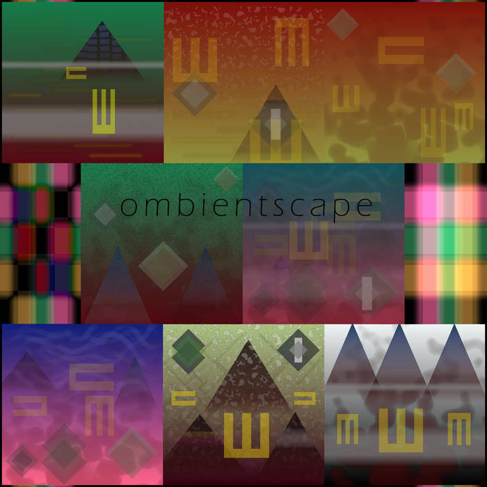 Ombientscapes cover art