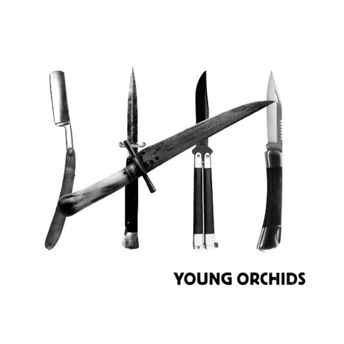Knives cover art