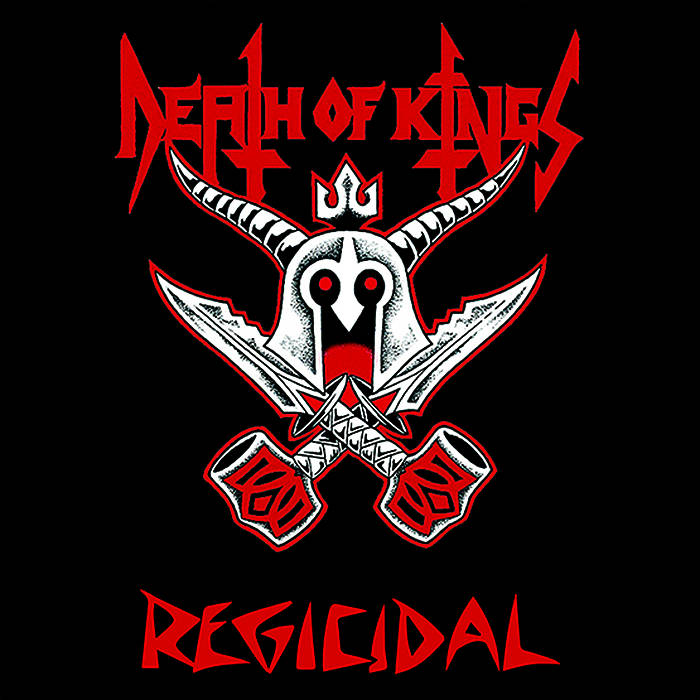 Regicidal (2015 Demo) cover art