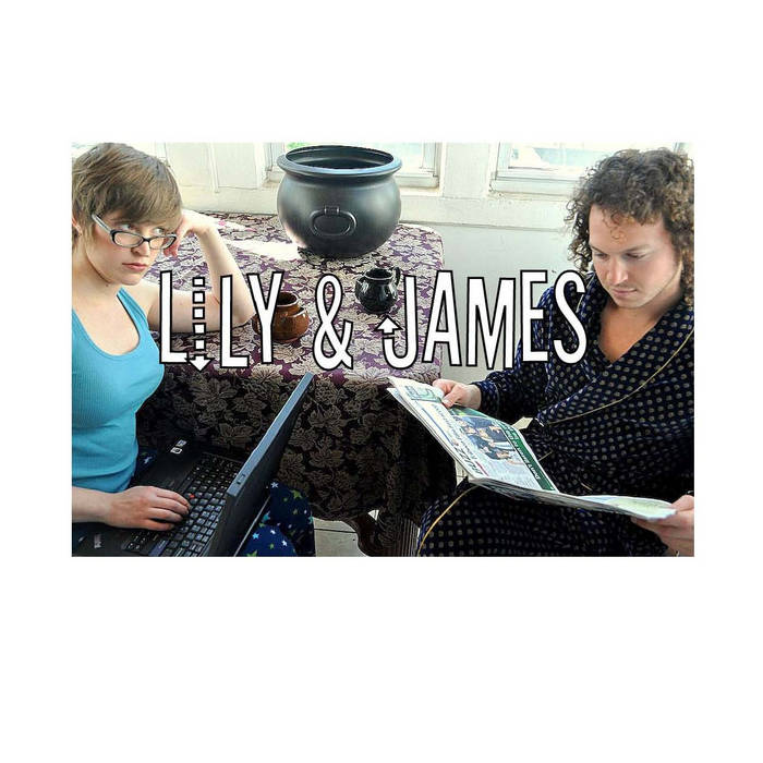 Lily & James Debut Album cover art