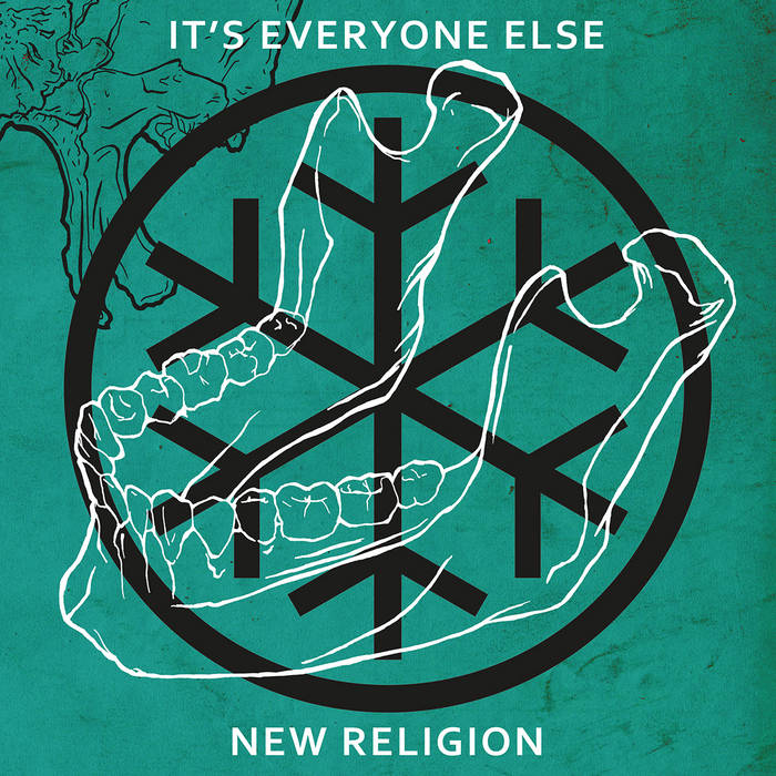 New Religion cover art