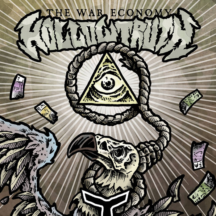 The War Economy cover art