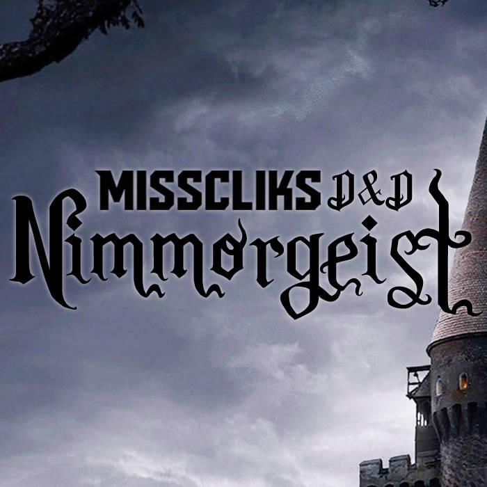 Nimmorgeist cover art