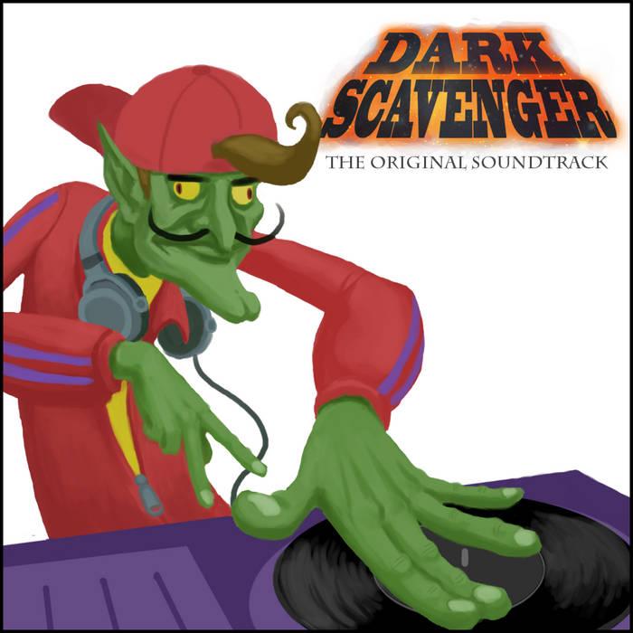 Dark Scavenger OST cover art