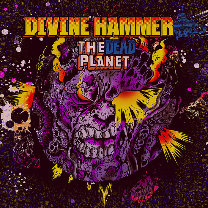 The Dead Planet cover art