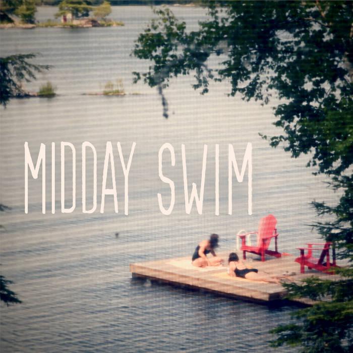 MIDDAY SWIM cover art