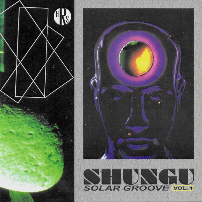 Solar Groove Vol. I cover art