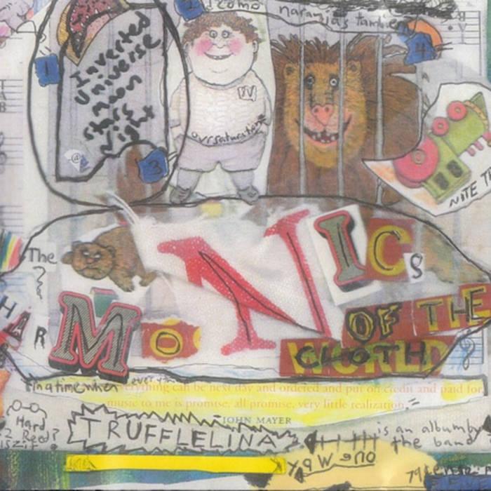Harmonics of the Cloth cover art