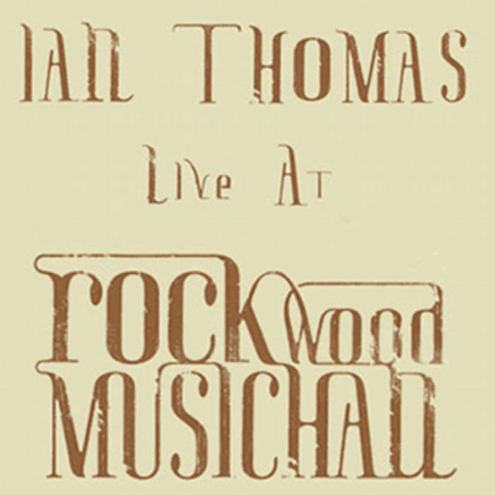 Rockwood Music Hall (Live) cover art