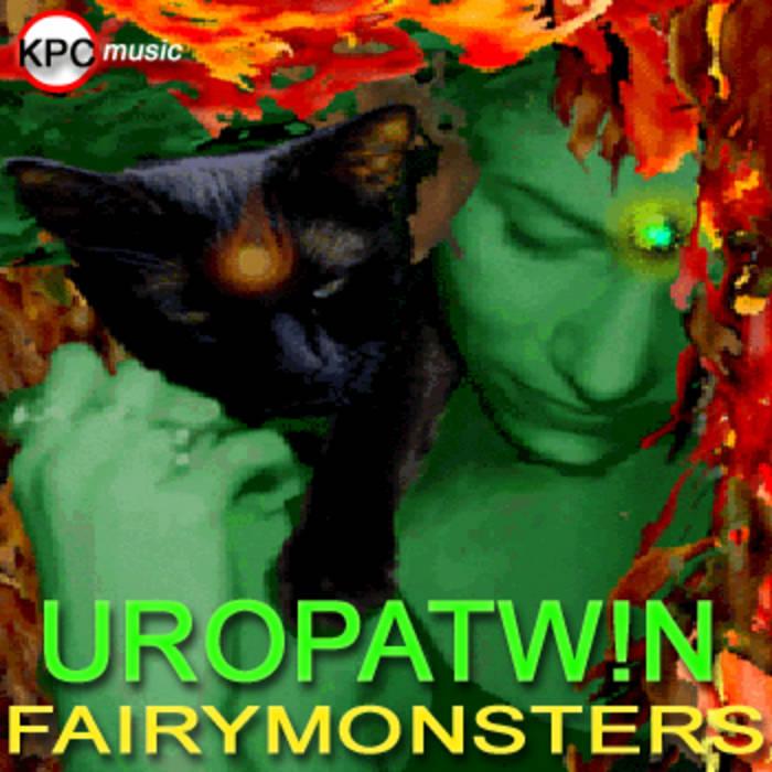 Fairymonsters Lp cover art