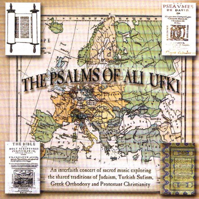 The Psalms of Ali Ufki cover art