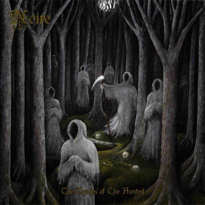 The Tracks of the Hunted cover art
