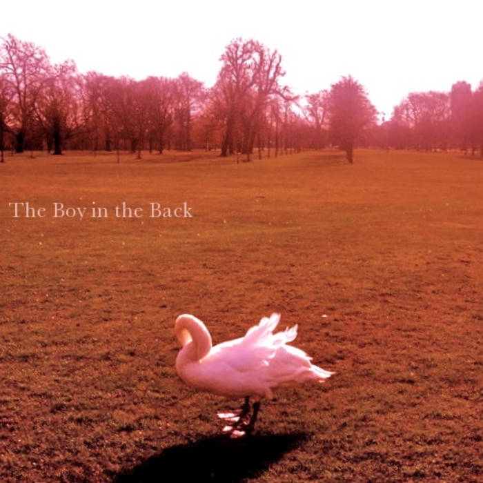 The Boy in the Back cover art