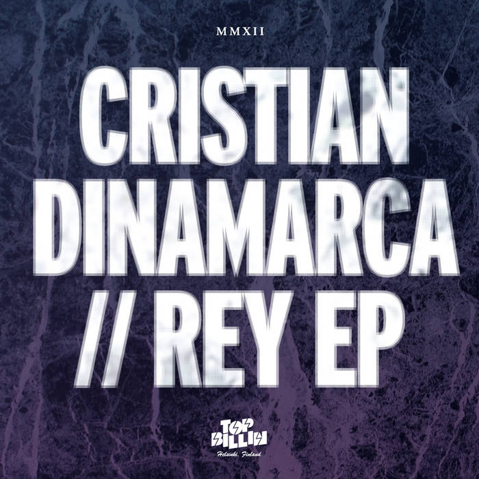 Rey EP cover art