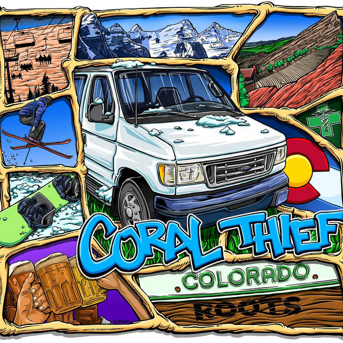 Colorado Roots cover art